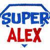 Baietel super erou - Alex