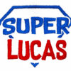 Baietel super erou - Lucas