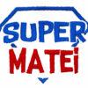 Baietel super erou - Matei
