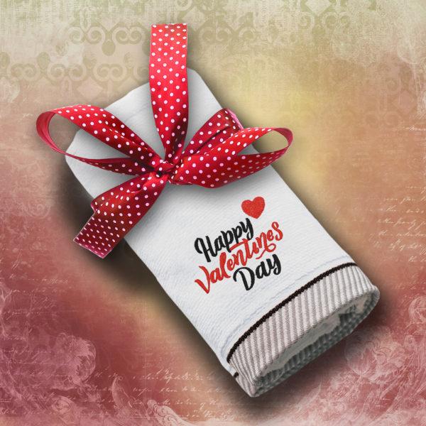 Happy Valentines Day – prosop brodat lws 1540