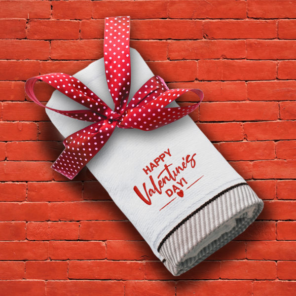 Happy Valentines Day – prosop brodat lws 1538