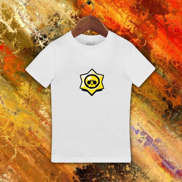 Brawl stars – tricou copii, brodat, lws 3635